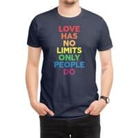 No Limits - mens-regular-tee - small view