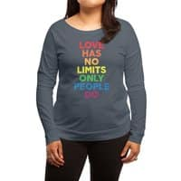 No Limits - womens-long-sleeve-terry-scoop - small view