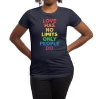 No Limits - womens-regular-tee - small view