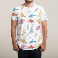 Dino - mens-sublimated-tee - small view