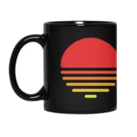 Summer - black-mug - small view