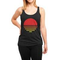 Summer - womens-triblend-racerback-tank - small view