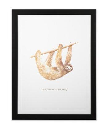 Css Animals: Sloth