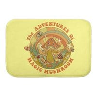 Magic Mushroom - bath-mat - small view
