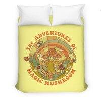 Magic Mushroom - duvet-cover - small view