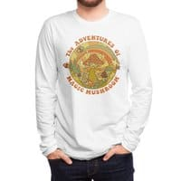 Magic Mushroom - mens-long-sleeve-tee - small view