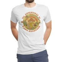 Magic Mushroom - mens-triblend-tee - small view