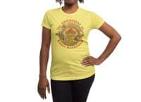 Magic Mushroom - womens-regular-tee - small view