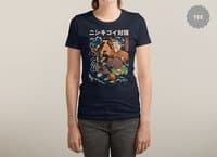 The Cat and the Koi - shirt - small view