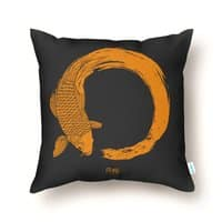 The Beauty of Imperfection - throw-pillow - small view