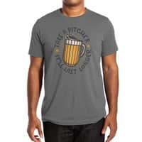 Take A Pitcher - mens-extra-soft-tee - small view