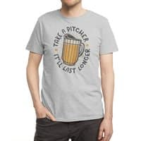 Take A Pitcher - mens-regular-tee - small view