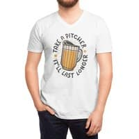 Take A Pitcher - vneck - small view