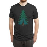 Camping Time - mens-triblend-tee - small view