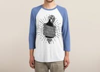 Poison Proof - triblend-34-sleeve-raglan-tee - small view