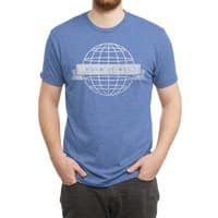 Fuck It All - mens-triblend-tee - small view