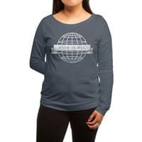 Fuck It All - womens-long-sleeve-terry-scoop - small view