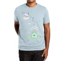 Marshmallow Factory - mens-extra-soft-tee - small view
