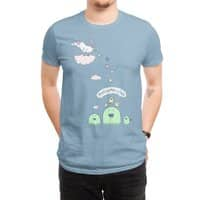 Marshmallow Factory - mens-regular-tee - small view