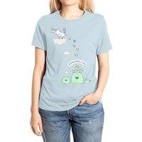 Marshmallow Factory - womens-extra-soft-tee - small view