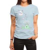 Marshmallow Factory - womens-regular-tee - small view