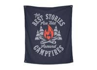 Campfire Stories - indoor-wall-tapestry-vertical - small view