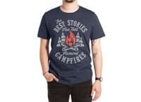 Campfire Stories - mens-extra-soft-tee - small view