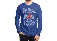 Campfire Stories - mens-long-sleeve-tee - small view