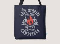 Campfire Stories - tote-bag - small view