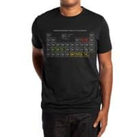 Onomatopoeriodic Table - mens-extra-soft-tee - small view