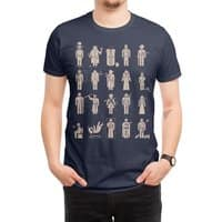 In Memoriam - mens-regular-tee - small view