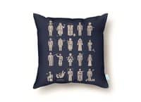 In Memoriam - throw-pillow - small view