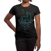 Call of the Wilderness - womens-regular-tee - small view