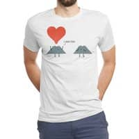 I Lava You - mens-triblend-tee - small view