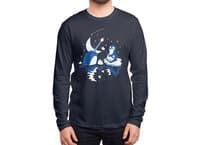 Frozen Fire - mens-long-sleeve-tee - small view