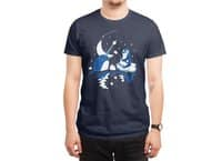Frozen Fire - mens-regular-tee - small view