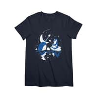 Frozen Fire - womens-premium-tee - small view