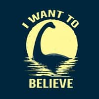 Believe in Nessie - small view