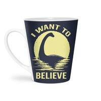 Believe in Nessie - latte-mug - small view