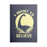 Believe in Nessie - notebook - small view