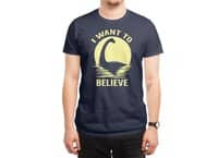 Believe in Nessie - shirt - small view