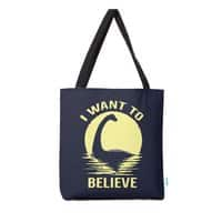Believe in Nessie - tote-bag - small view