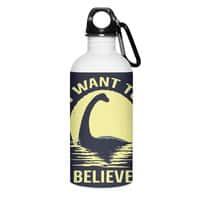 Believe in Nessie - water-bottle - small view