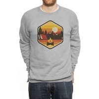 RETRO CAMPING - crew-sweatshirt - small view