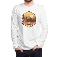 RETRO CAMPING - mens-long-sleeve-tee - small view