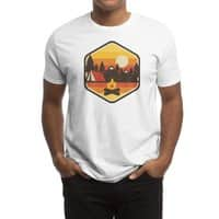 RETRO CAMPING - mens-regular-tee - small view