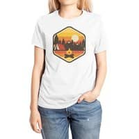RETRO CAMPING - womens-extra-soft-tee - small view