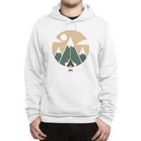 Mountain tent - hoody - small view