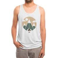 Mountain tent - mens-triblend-tank - small view