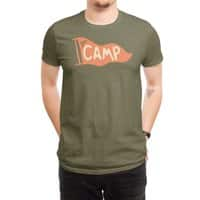 Go Camp! - mens-regular-tee - small view